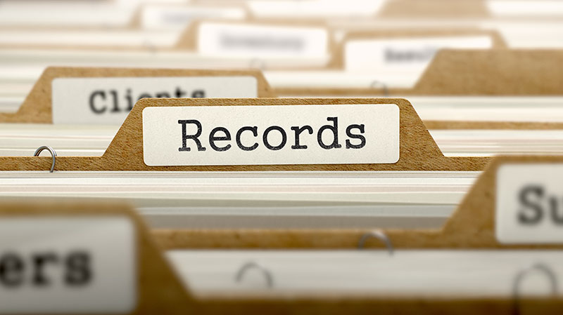 5 Reasons Why Recordkeeping Is So Important