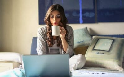 Top 8 tips to keep you productive when working from home